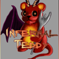 Infernal Teddy